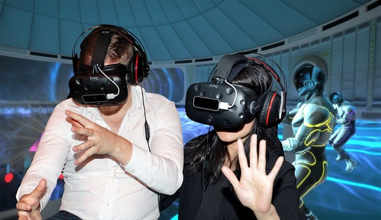 Entermission Virtual Reality Escape Rooms Melbourne