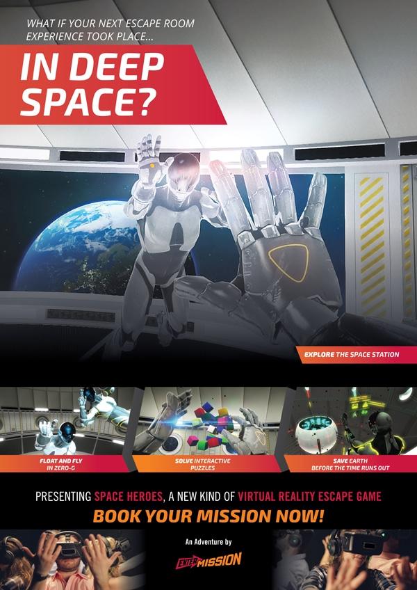 V3 Art019 Entermission SpaceHeros A3 Poster 600px