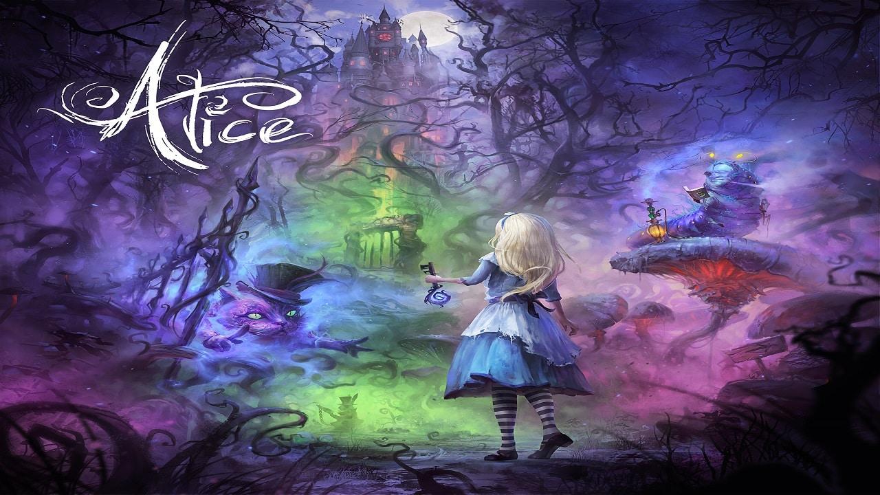 Alice Virtual Reality Escape Room x