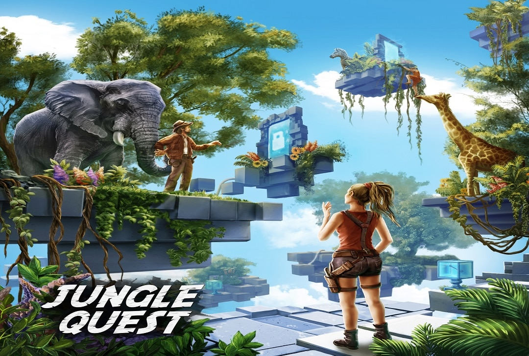 Jungle Quest Virtual Reality Main x