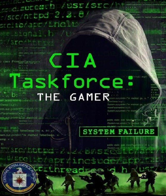 CIA Taskforce Online Escape Room