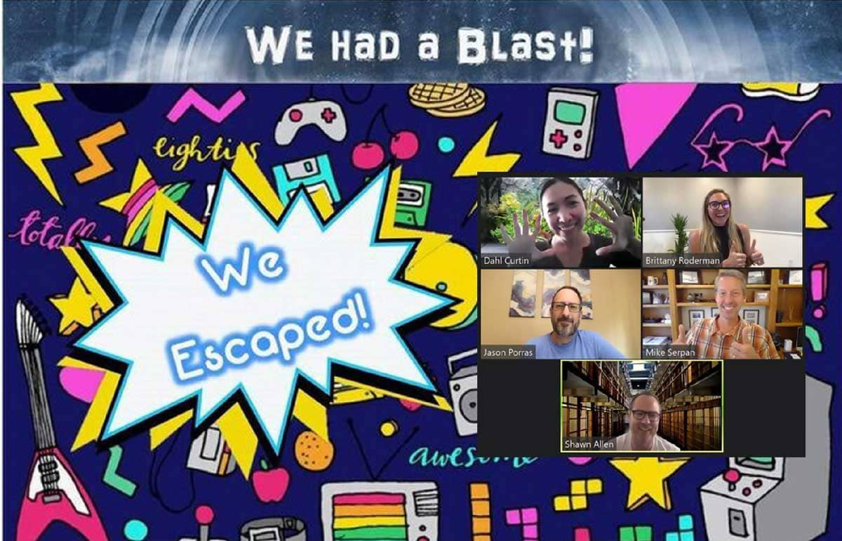 Escape Room Online Customers
