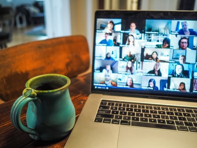 covid support employees work from home