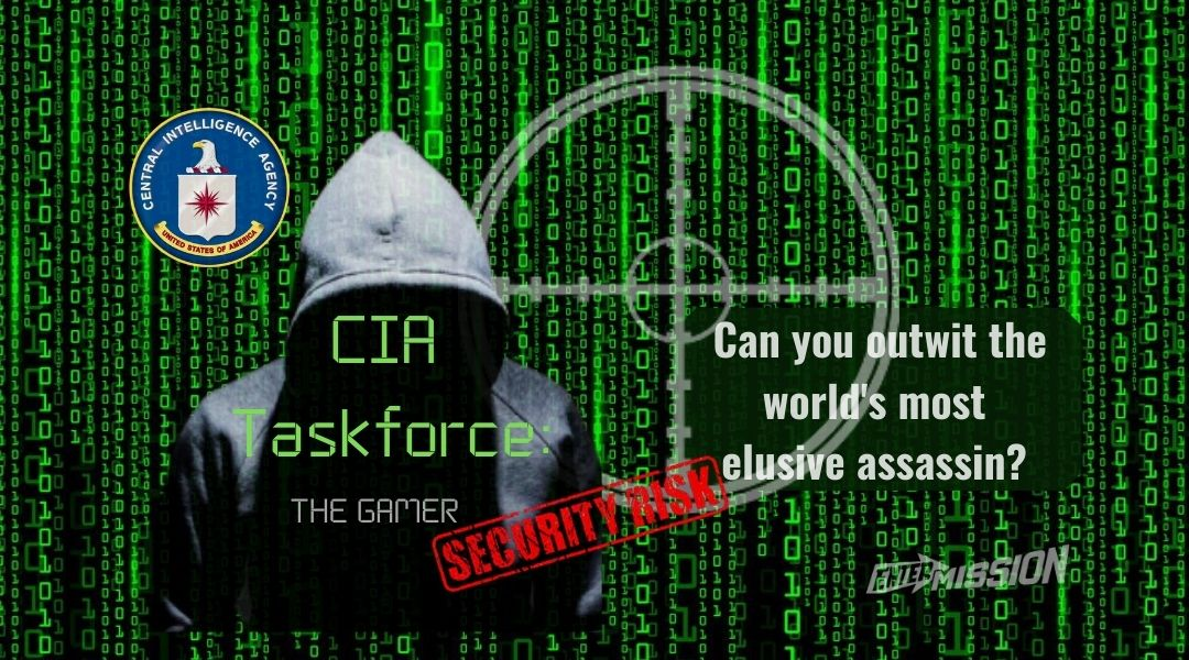 CIA Entermission Online Escape Roomsxpx