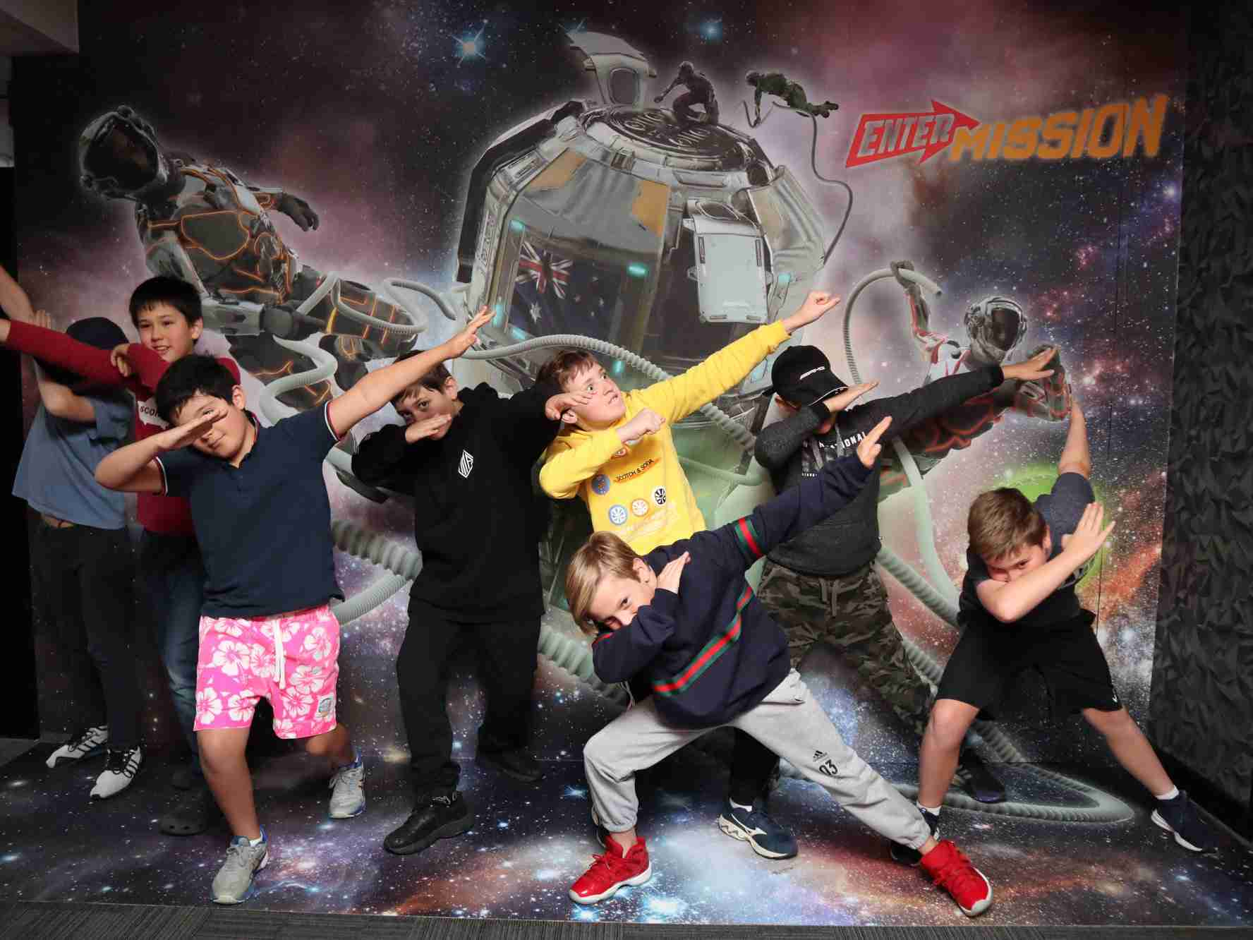 Entermission Kids DAB