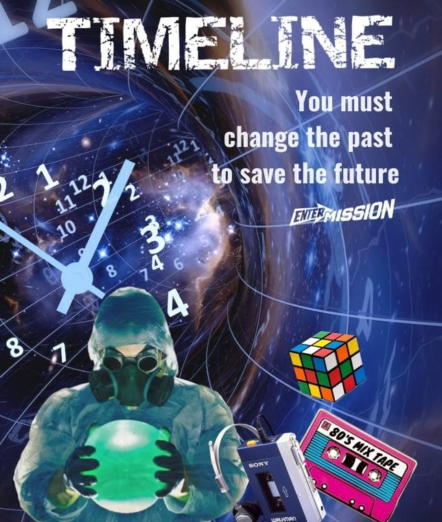 Timeline Entermission Online Escape Room