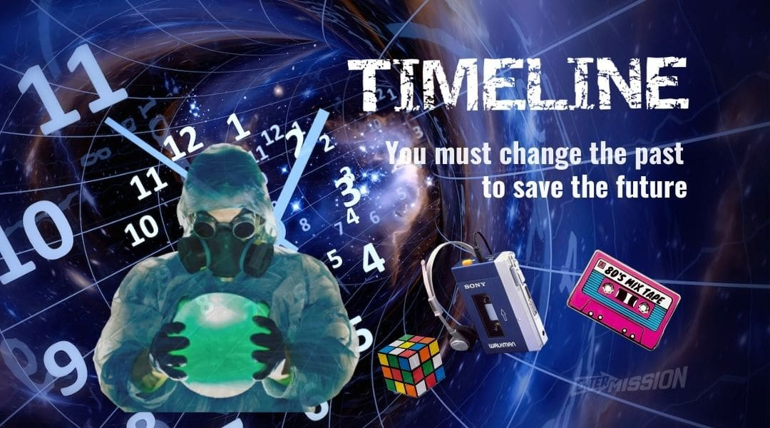 Timeline Entermission Online Escape Rooms xpx