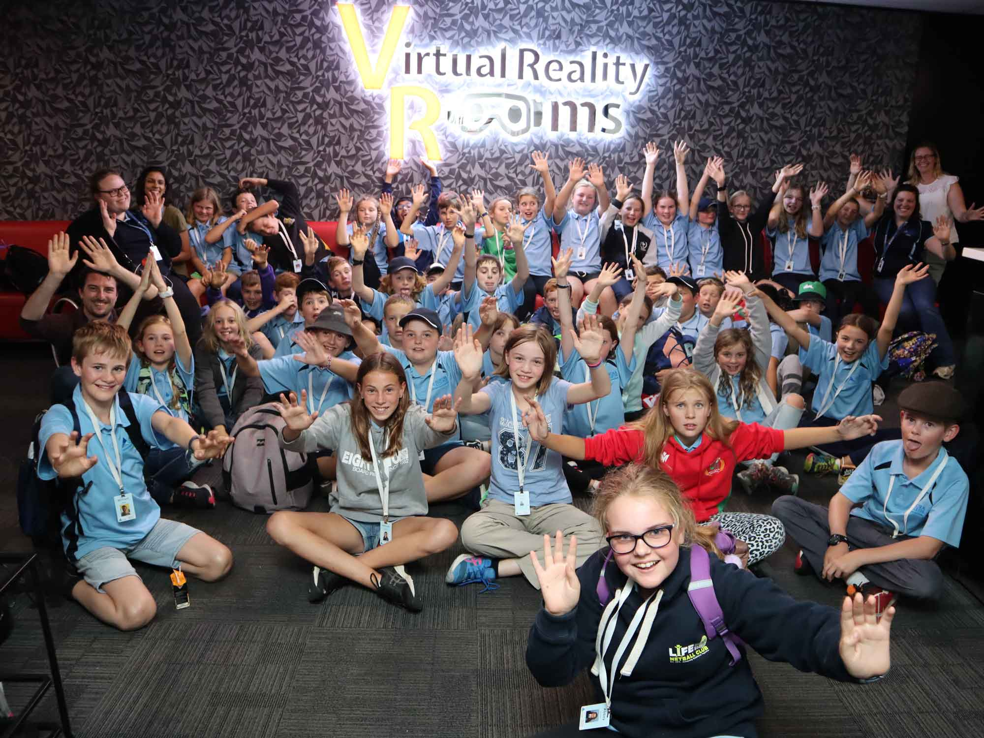 Schools Virtual Reality Rooms Various Ages