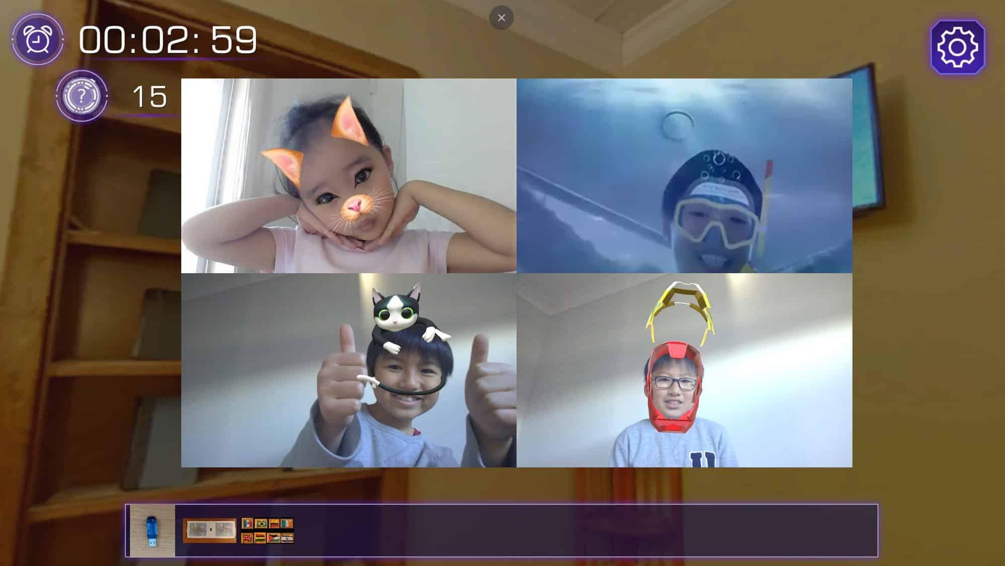 Entermission Online Escape Room Kids 1