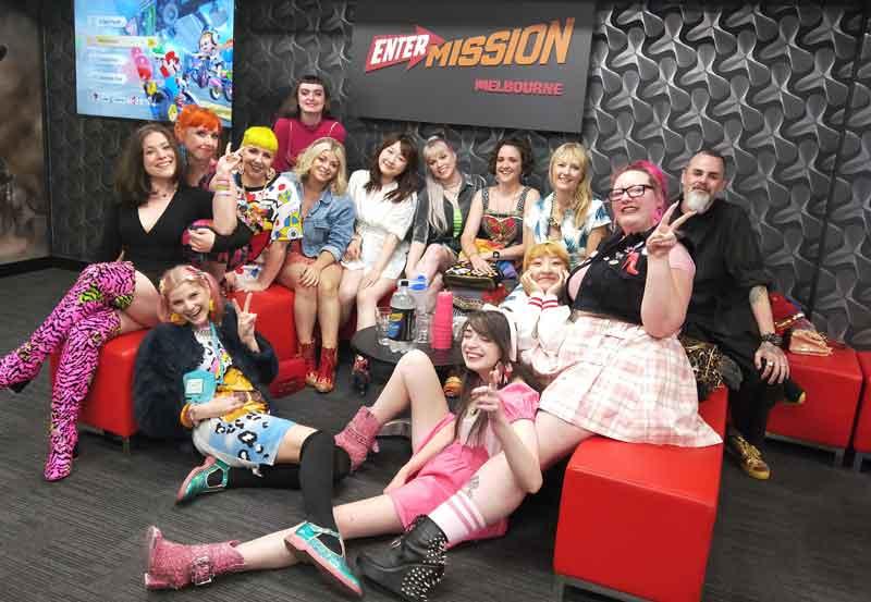 Entermission VR Escape Rooms Hens party