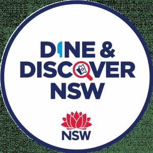 Dine Discover Blue