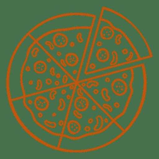 Pizza Orange