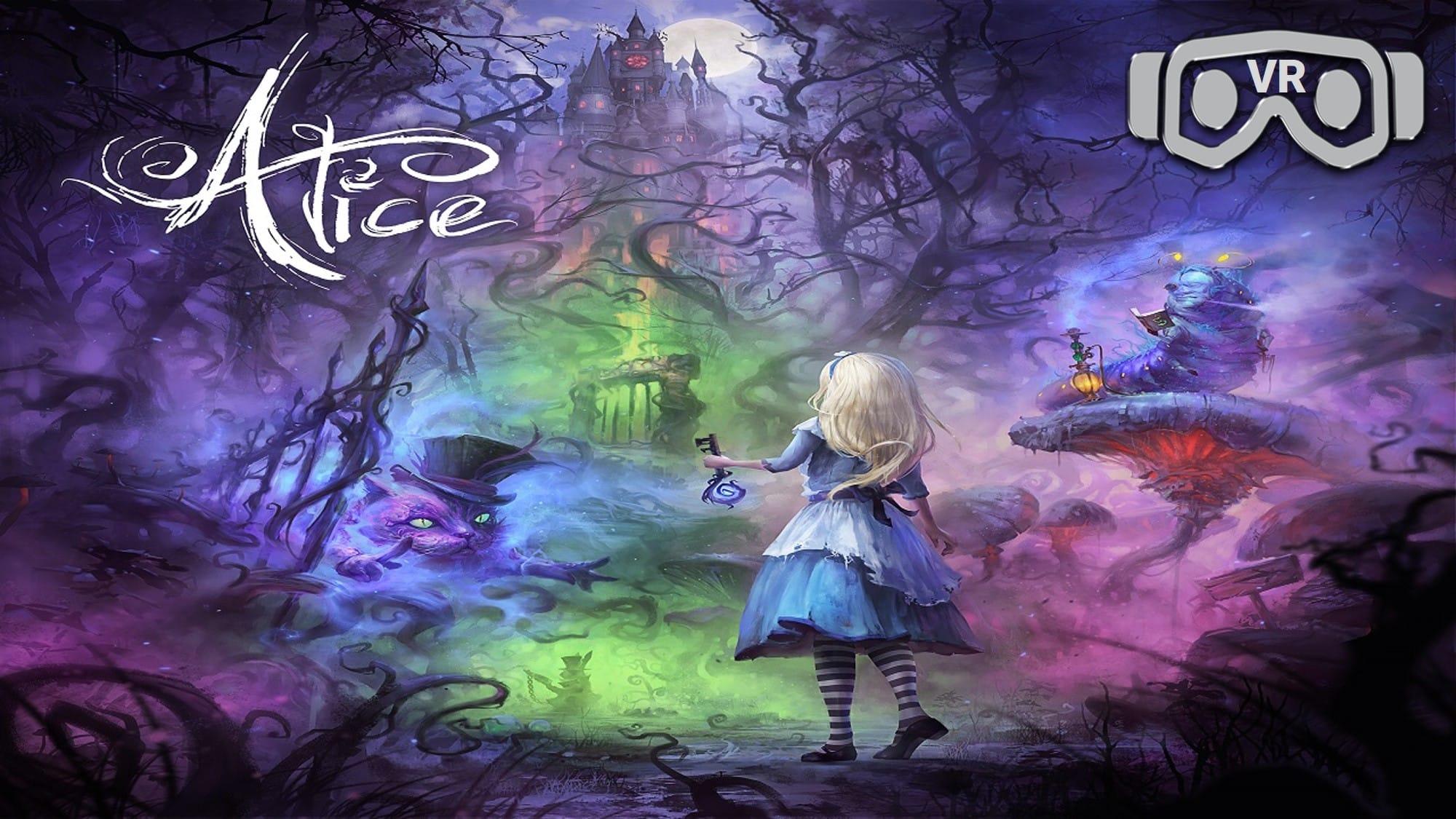 Alice Virtual Reality Escape Room x VR