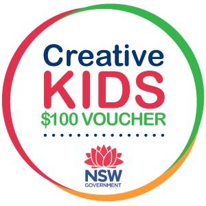 Creative Kids Voucher