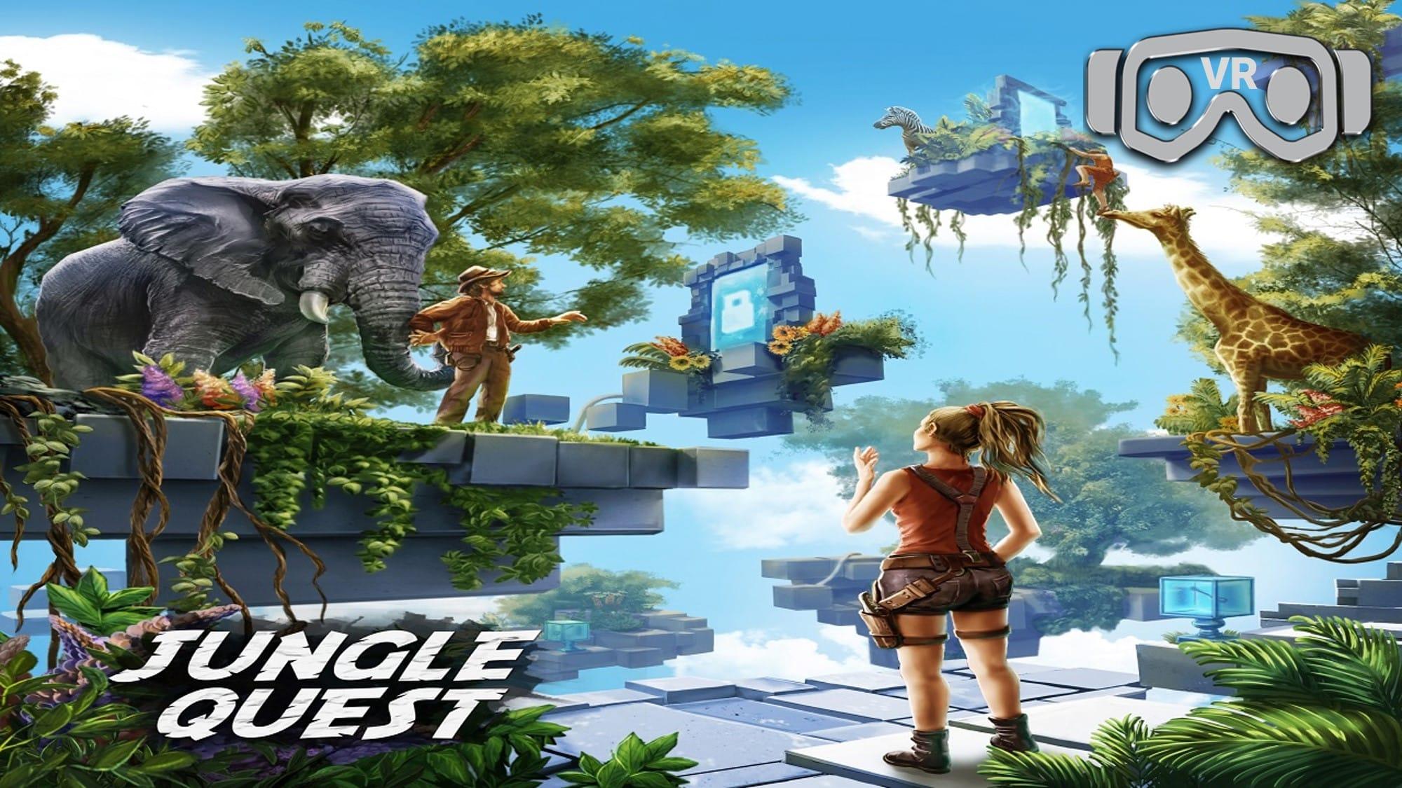 Jungle Quest Virtual Reality Escape Room x VR