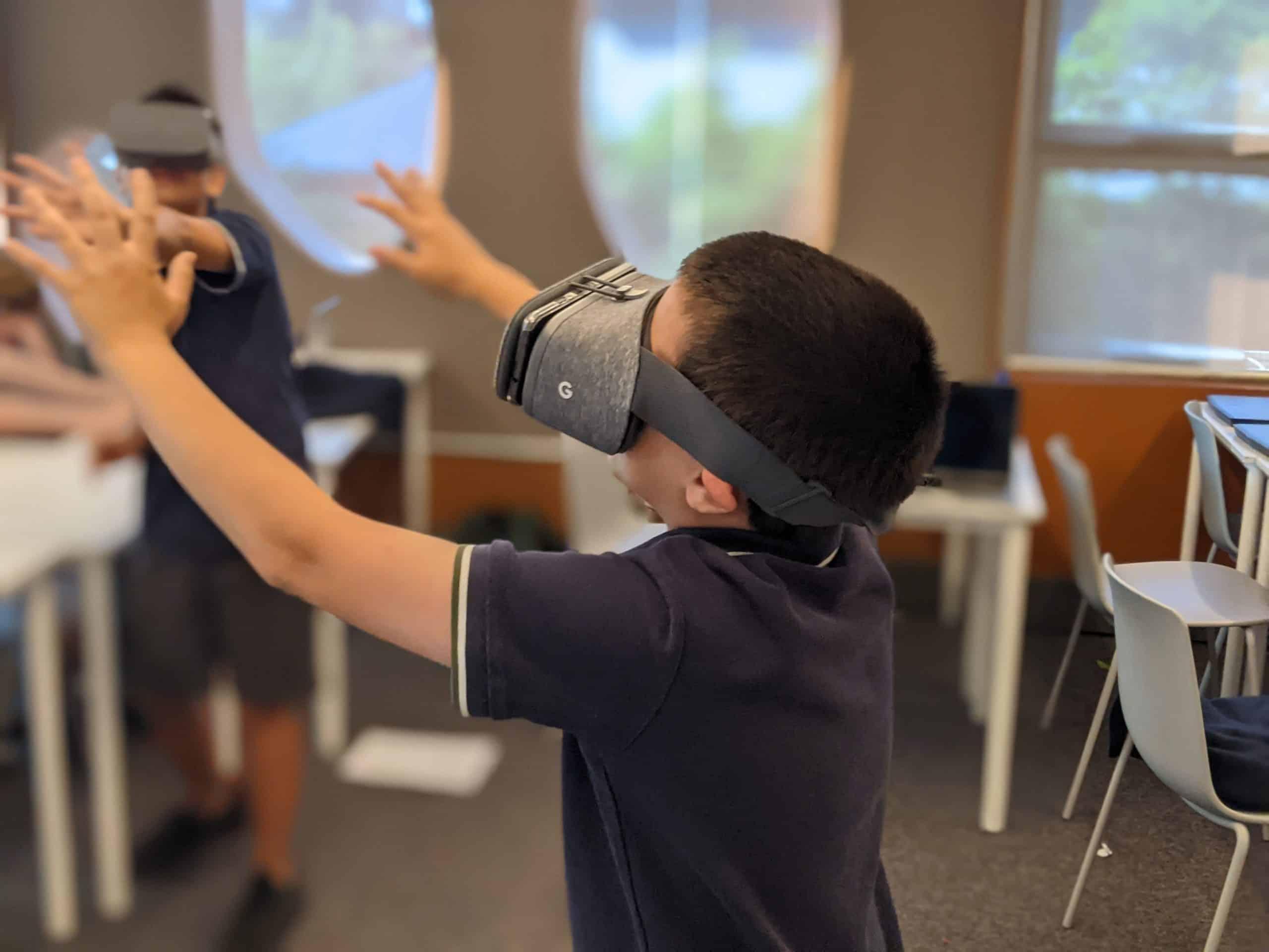 VR Games Design Creative Kids 5 scaled
