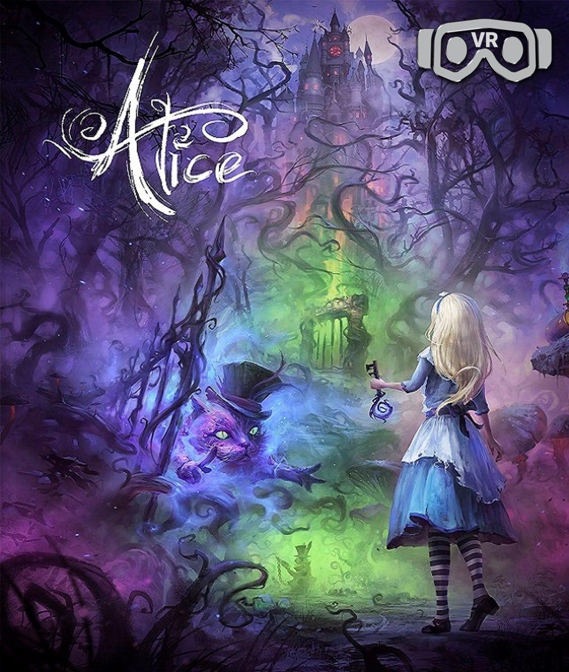Alice Entermission Virtual Reality Escape Room x VR