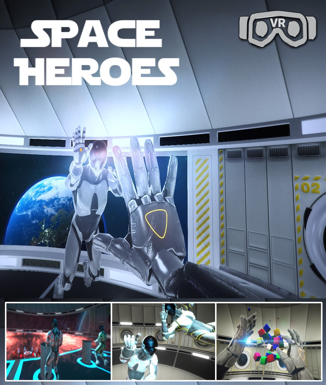 Space Heroes-Entermission Virtual Reality Escape Room-644x760-VR
