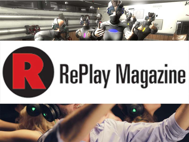 entermission replay mag feature