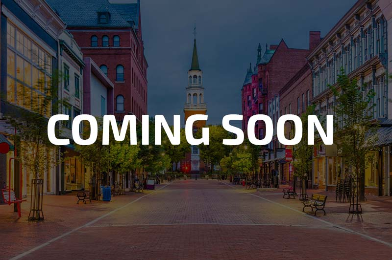 vermont coming soon