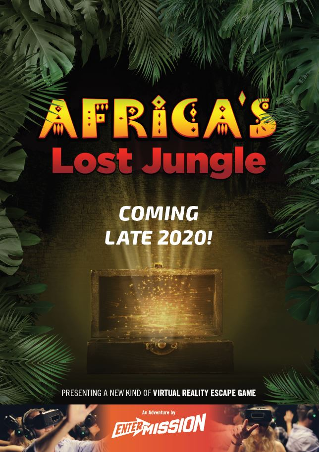 Entermission AfricasLostJungle