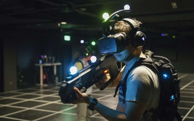 Gaming is one of the most visible and widely recognized niches of the VR industry.