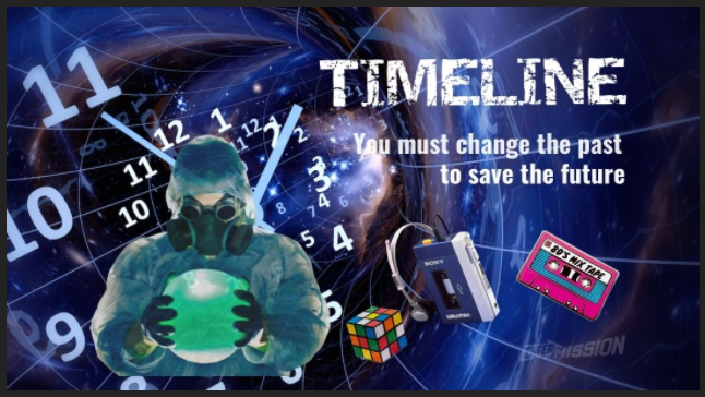 entermission hosted online game timeline
