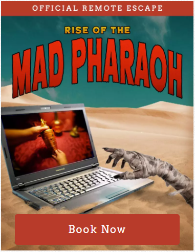 hourglass escapes remote game mad pharaoh